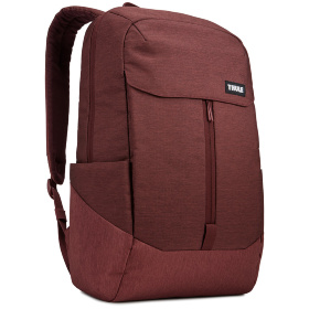 Рюкзак Thule Lithos Backpack 20 л, бордовый