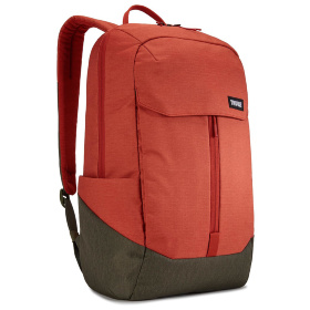 Рюкзак Thule Lithos Backpack 20 л, оранжевый
