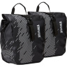 Велосумки Thule Shield Pannier S, черные (2 шт)